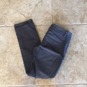 GAP trousers skinny leg and cropped